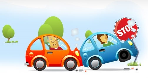 cartoon-car-crash-accident-132146